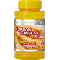 Korean Ginseng Star